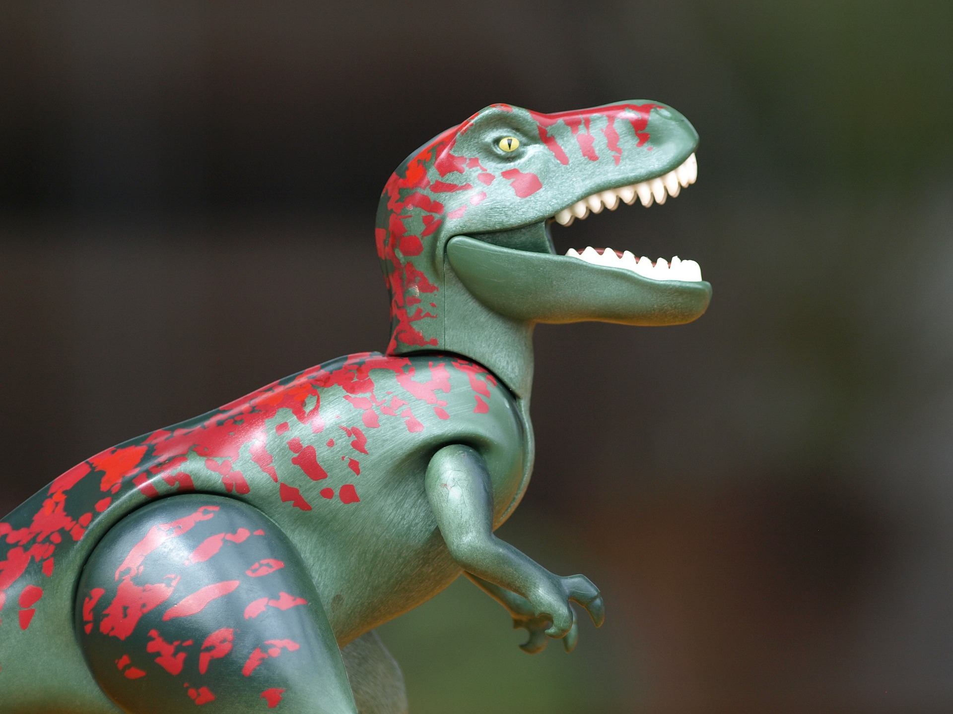 When a T-Rex Beats You to the Finish Line and Other Hilarious Runners