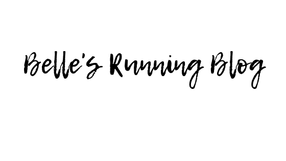 Belle's Running Blog (3)