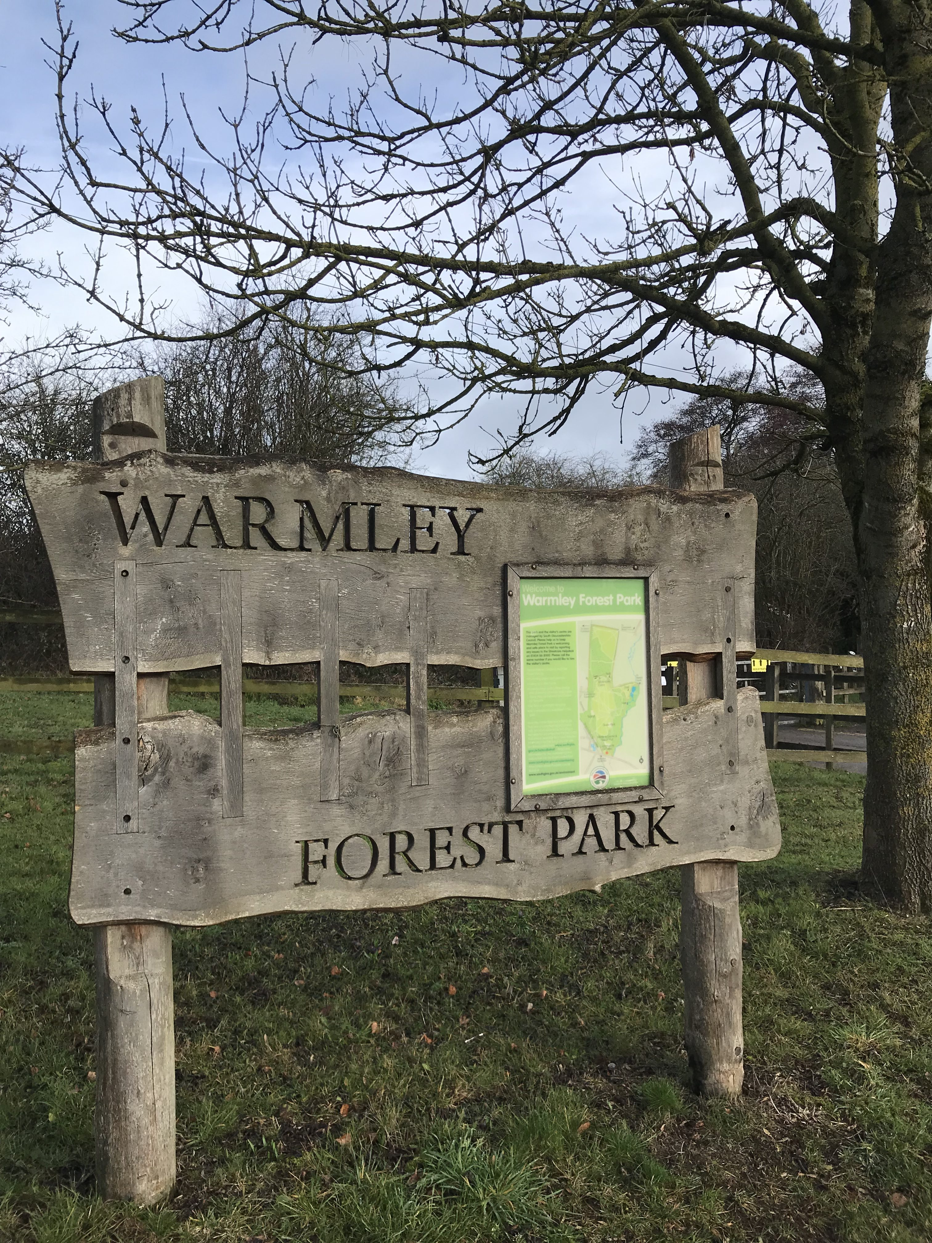Warmley Forest Park 5k Race Review
