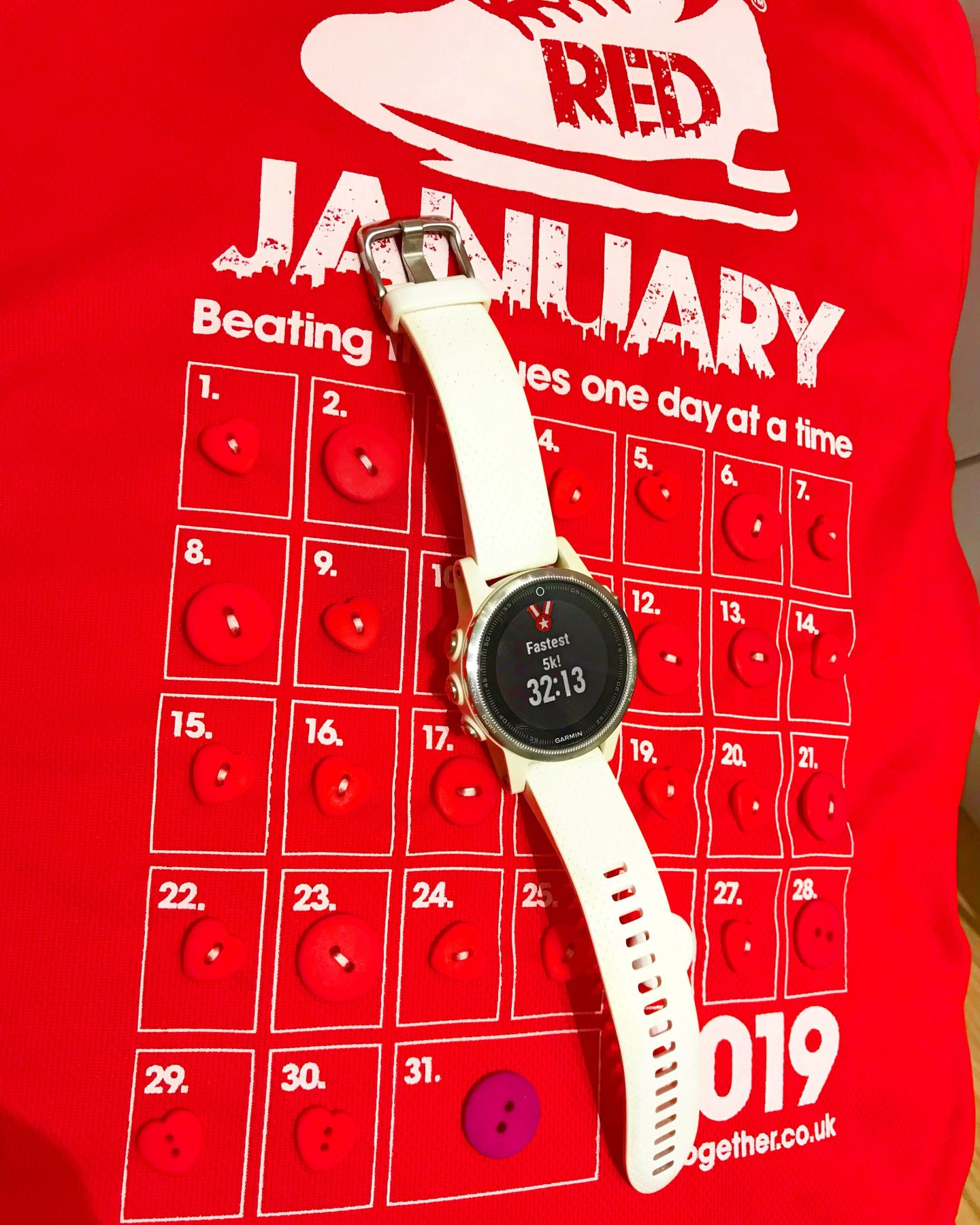 What Happened to my Mental Health When I Ran Every Day? RED January days 28-31