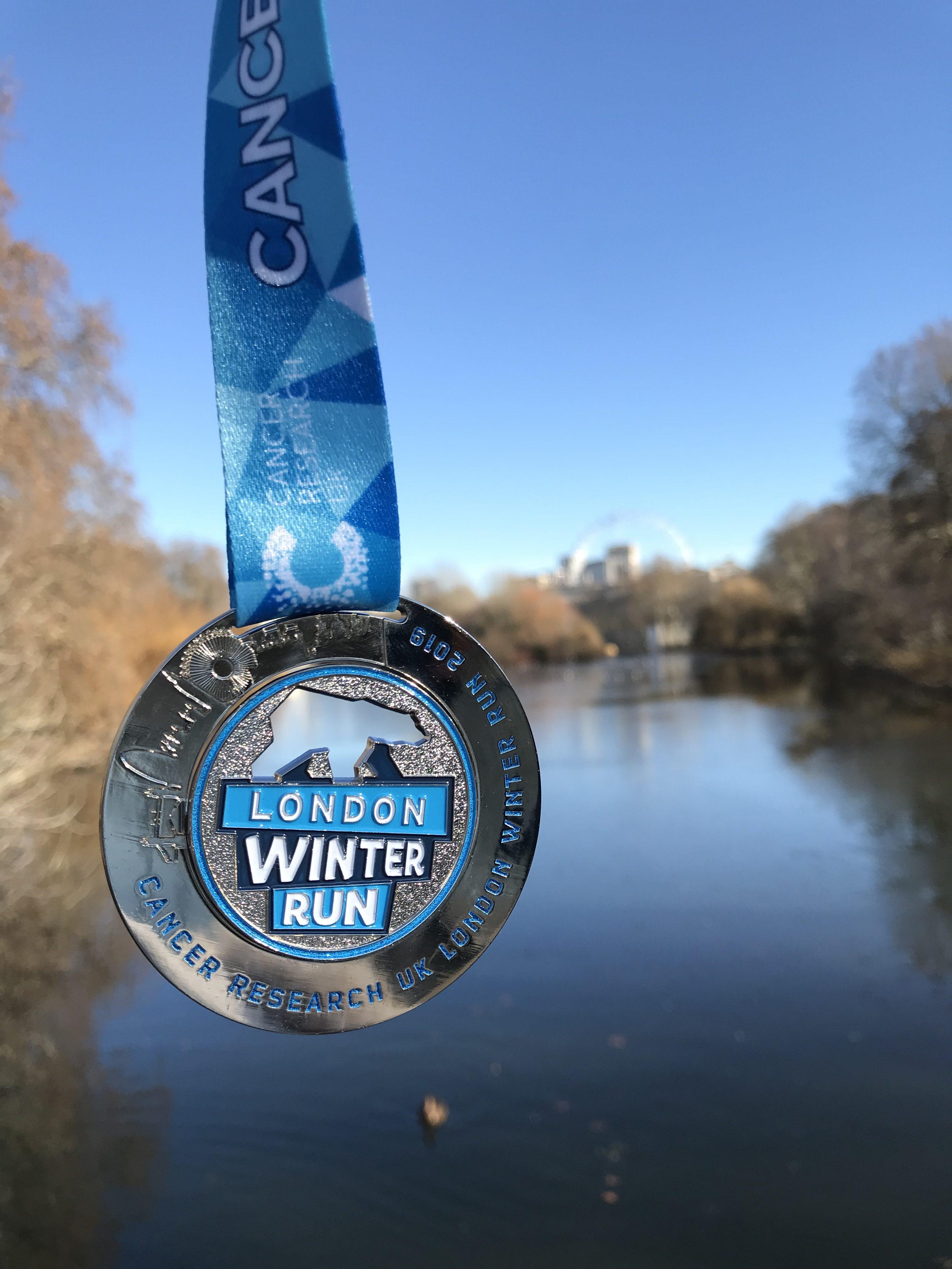 London Winter 10k Race Review