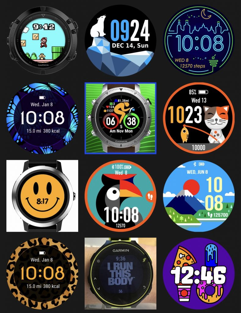 20+ Pretty Garmin Fenix 5s Watch Faces for Girls