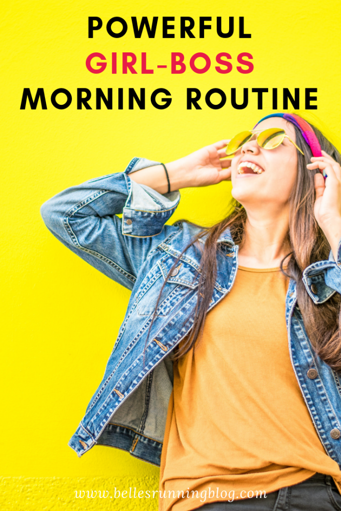 powerful girl boss morning routine | daily habits for entrepreneurs