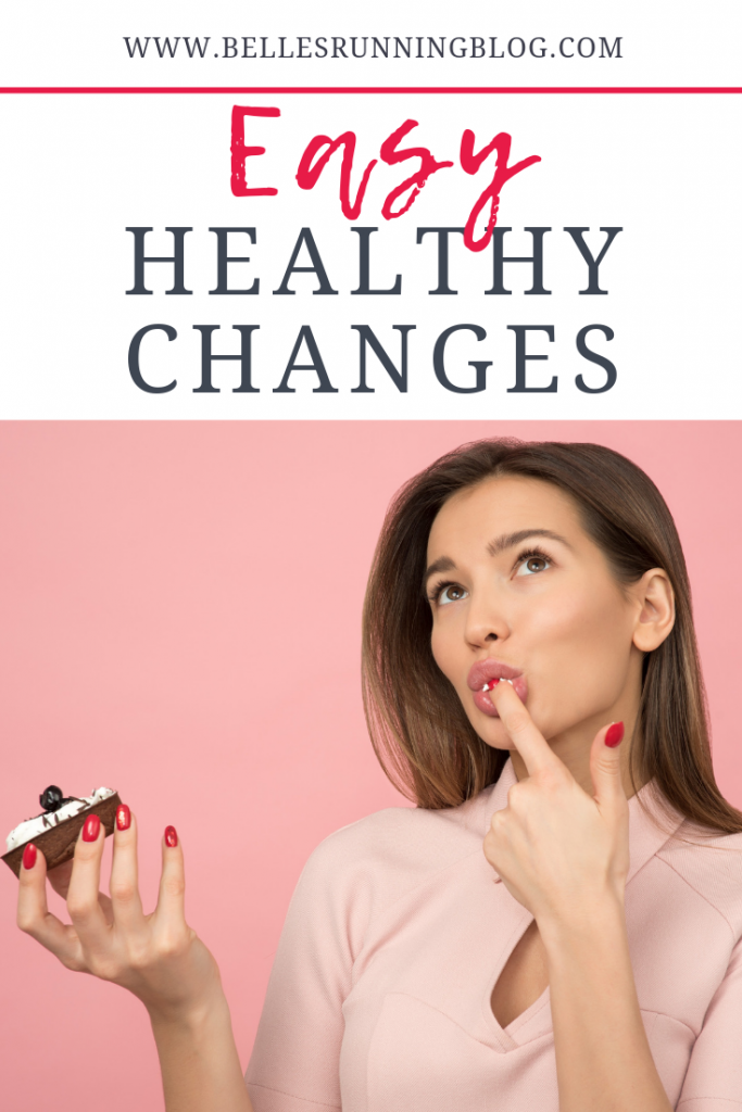 Easy Healthy Changes | healthy lifestyle