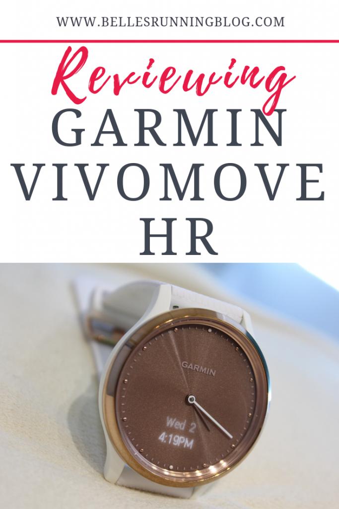 Garmin Vivomove HR | Fitness watch for women