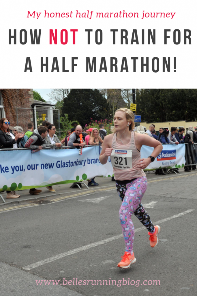 half marathon training | beginners running guide