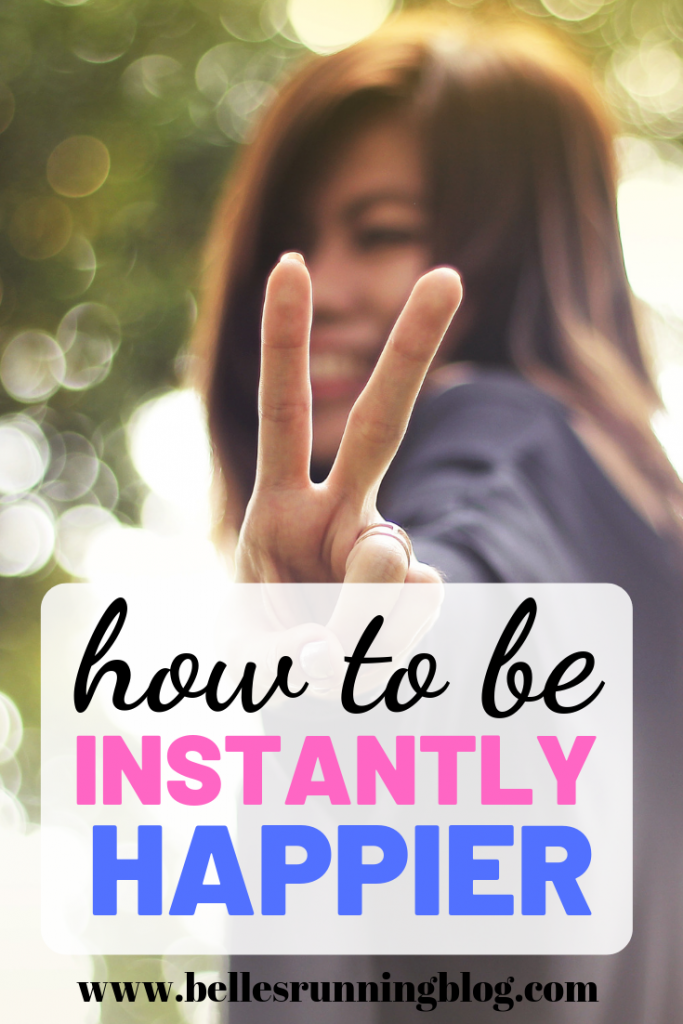 how to be instantly happier | improve your mental health