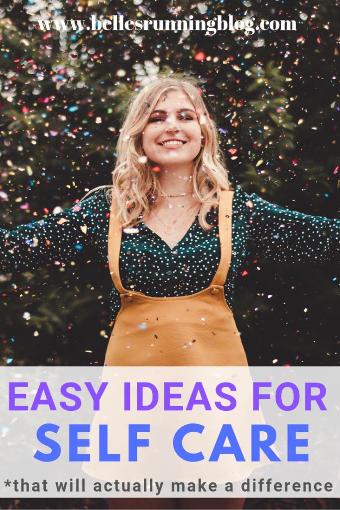easy self care ideas | wellness tips