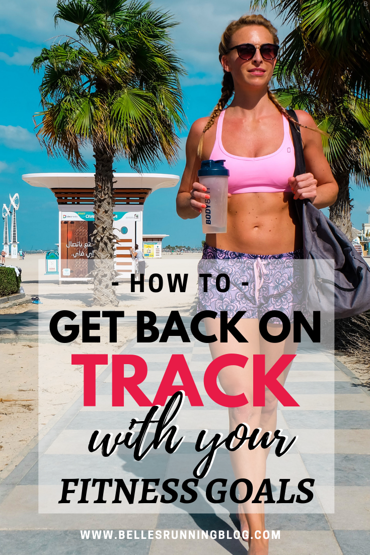 How to get your running route back on track | Running Tips | www.bellesrunningblog.com