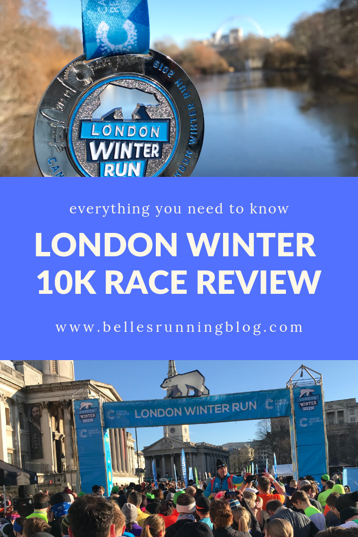 London Winter 10k Race Review | London Running