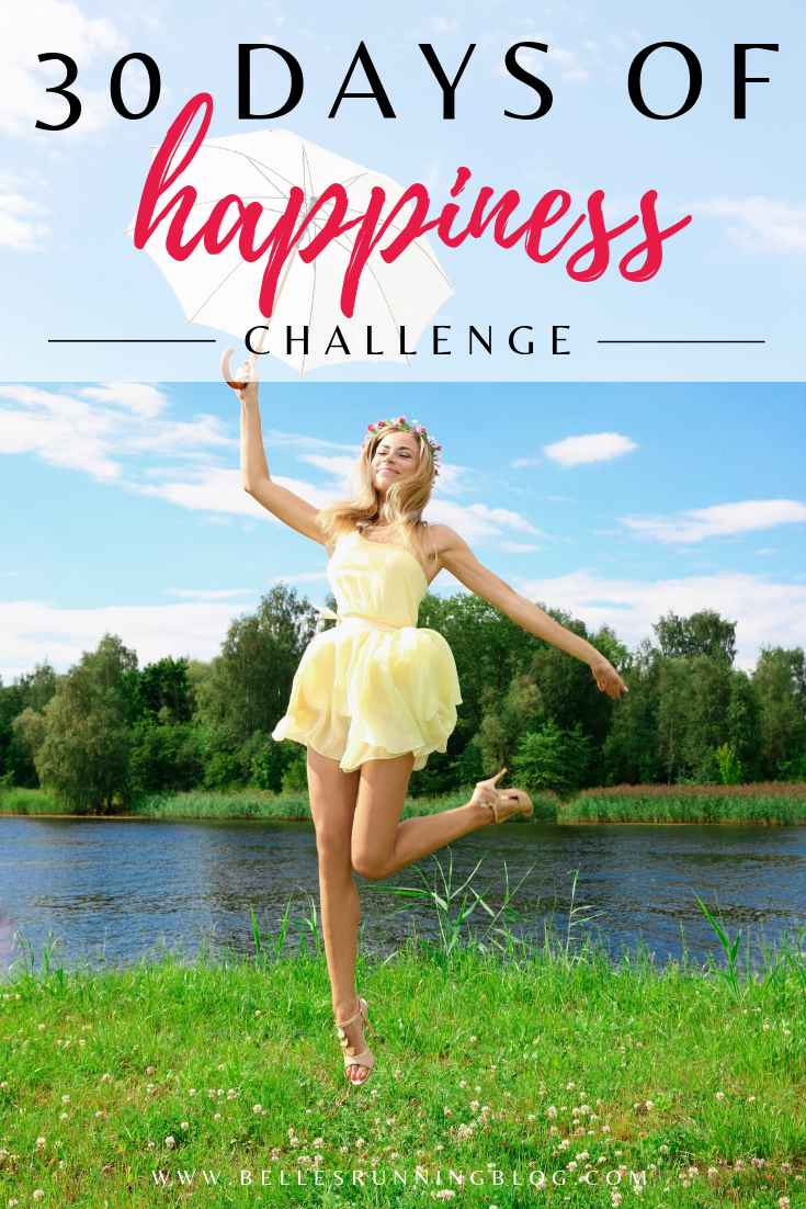 30 Days of Happiness Challenge | Self Care