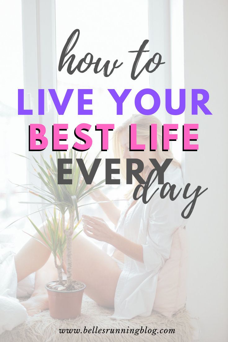 How to stop living for the weekends and live with purpose   www.bellesrunningblog.com