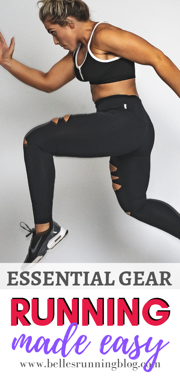 Essential Running Gear | www.bellesrunningblog.com