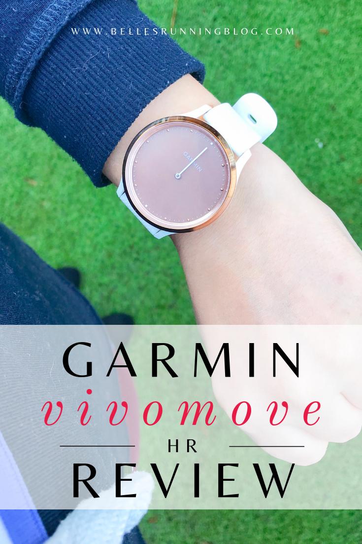 garmin vivomove HR | smartwatch review | sports watch