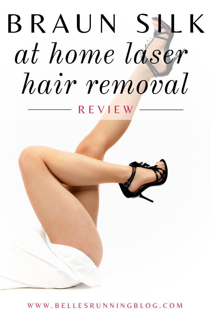 At home permanent hair removal | Braun Silk laser hair removal review
