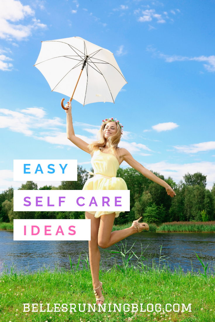 Easy Self Care Ideas | Mental Wellness