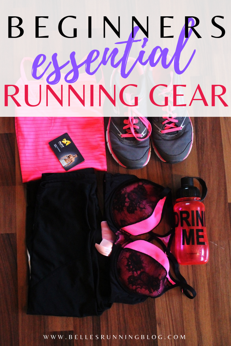beginners guide to running gear | what clothes do you need for running