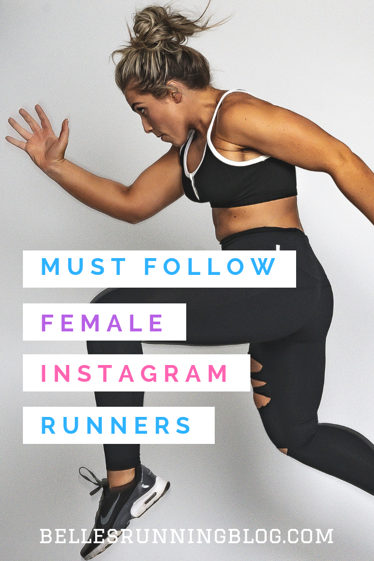 The best female instagram runners | Running motivation and inspiration