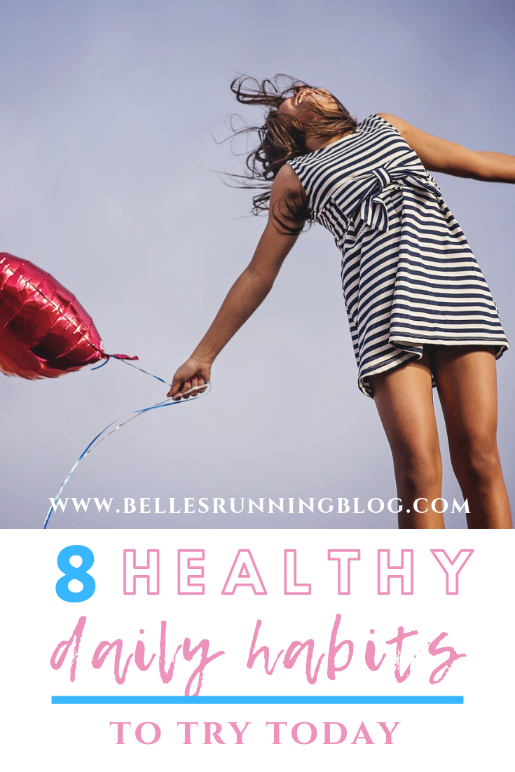 8 Healthy Daily Habits | Change your life