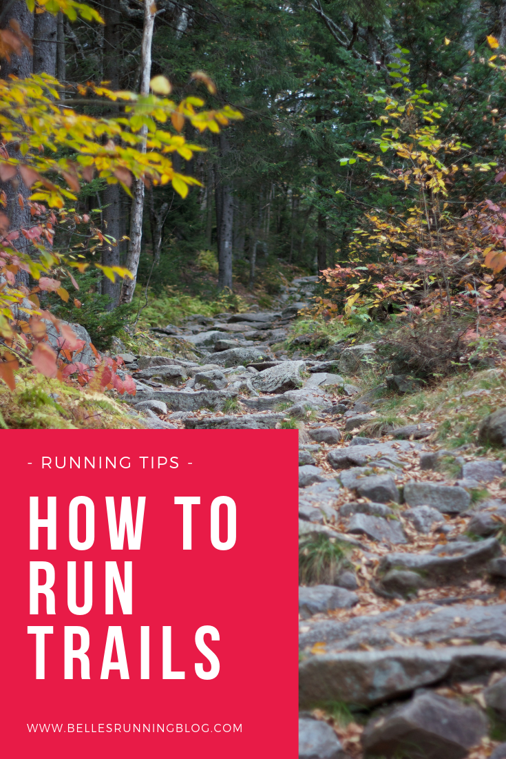 How to run Trails | Trail running tips