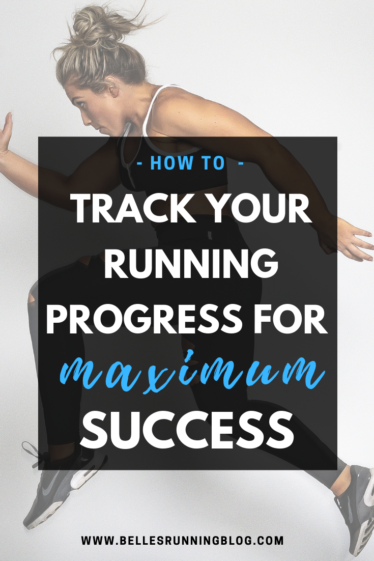 how to track your running progress