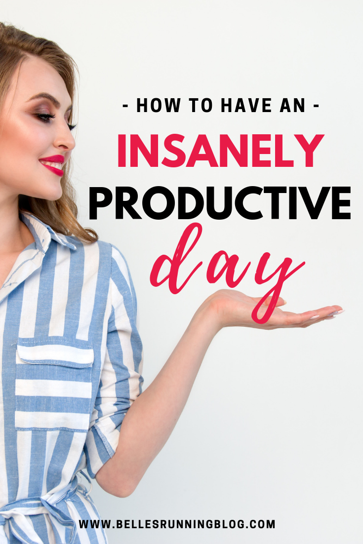 how to have a productive day | personal development