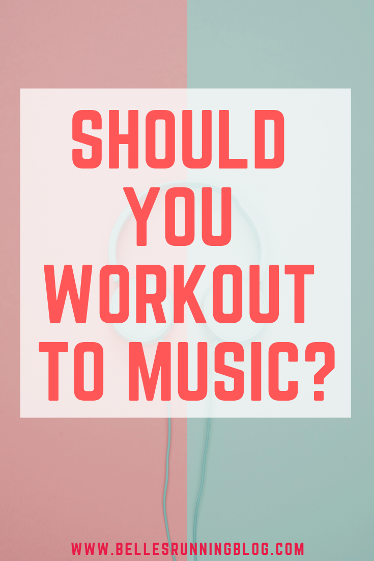 should you workout to music | music and exercise
