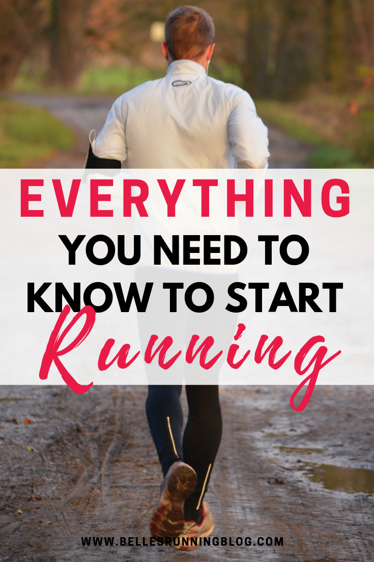 Beginners guide to running | How to get started running