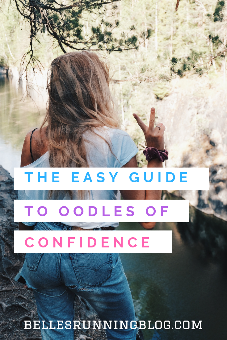 The easy guide to confidence