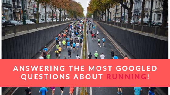 Answering the Top Running Questions on Google
