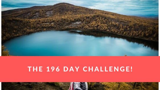 My 196 Day Challenge!